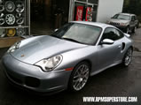 2004 porsche 996 turbo hre p40sc wheels tint