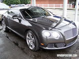 2012 bentley continental gt paint protection