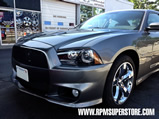 2011 Dodge Charger RT Hot Wheels Ground Effects paint installation