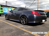 2008 g37 ipl vossen cw3 wheels kw coilovers fast intentions exhaust